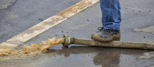 Serviços de limpeza de fossas no Estoril